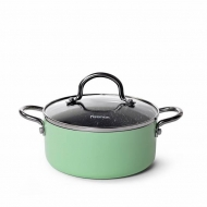 Кастрюля Fissman MINI CHEF 1,3л